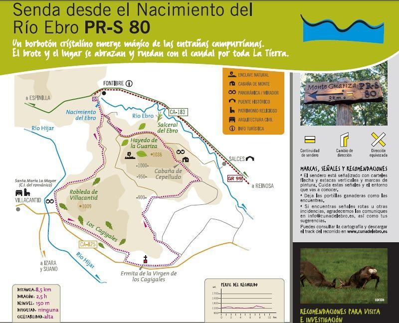 ¿Dónde nace el Ebro?